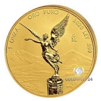 1 Unze Gold Libertad Reverse Proof 2018