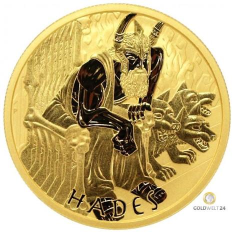 1 Unze Gold Hades 2021