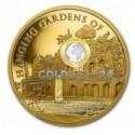 1 Unze Gold 7 Wonders of the Ancient World - Hanging Gardens of Babylon 2021