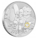 1 Unze Silber THE SIMPSONS Family 2021