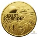1 Unze Gold Desert Scorpion 2021