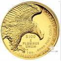 1 Unze Gold American Liberty 2019 High Relief PP