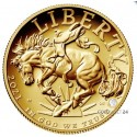 1 Unze Gold American Liberty 2021 High Relief PP