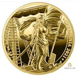 1 Unze Gold Germania 2020 PP