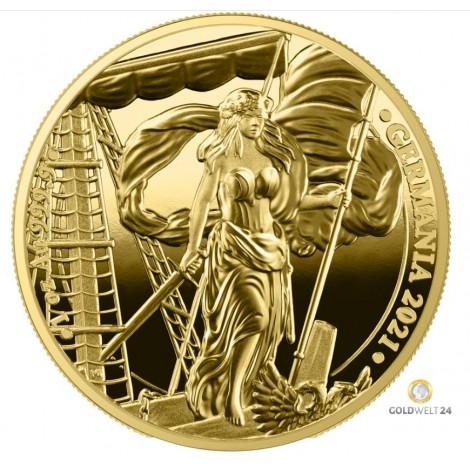 1 Unze Gold Germania 2021 PP