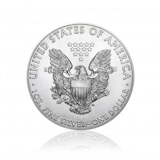 1 Unze Silber American Eagle 2017