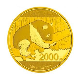 100g Gold China Panda 2016 PP (inkl. Box und Zertifikat)