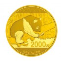 150g Gold China Panda 2016 PP (inkl. Box und Zertifikat)