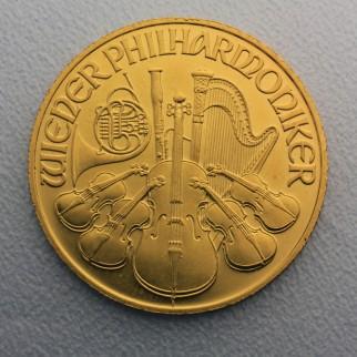 1/4 Unze Gold Wiener Philharmoniker div.