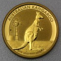 1/4 Unze Gold Känguru Nugget div.