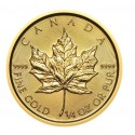 45*1/4 Unze Gold Maple Leaf div.