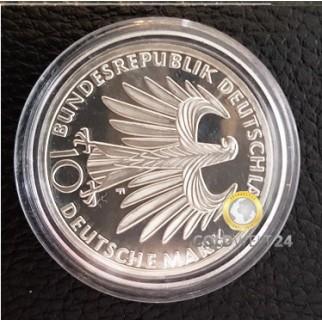 DM Gedenkmünzen Silber 10 DM 1972-1997
