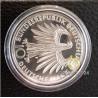 10 DM BRD Gedenkmünzen Silber 1972-1997