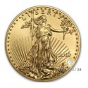 1/2 Unze Gold American Eagle 2015