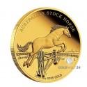 5 Unzen Gold Australian Stock Horse 2016