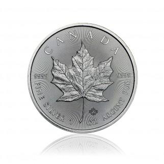 1 Unze Silber Maple Leaf (regelbest.) 2017