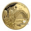 1 Unze Gold Sydney Harbour Bridge 2017 PP