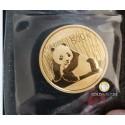 1 Unze Gold China Panda 2015
