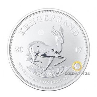 1 Unze Silber Krügerrand 2017 (Jubiläumsausgabe)
