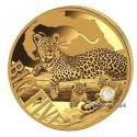 "5 Unzen Gold ""Big Five"" Leopard 2017"