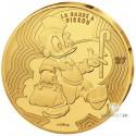 "1/4 Unze Gold ""Dagobert Duck"" 2017PP"